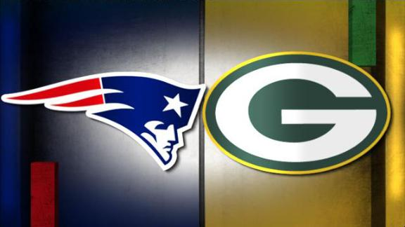 Video - NFL Live Prediction: Patriots-Packers