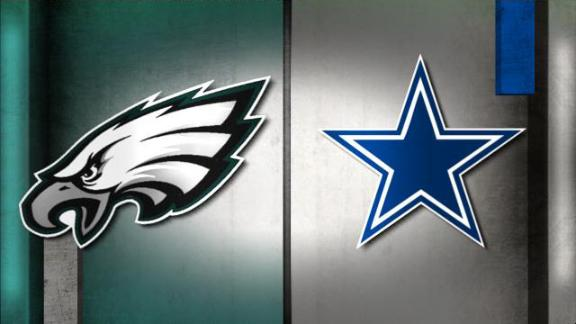 NFL Live Prediction: Eagles-Cowboys
