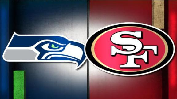 Video - NFL Live Prediction: Seahawks-49ers