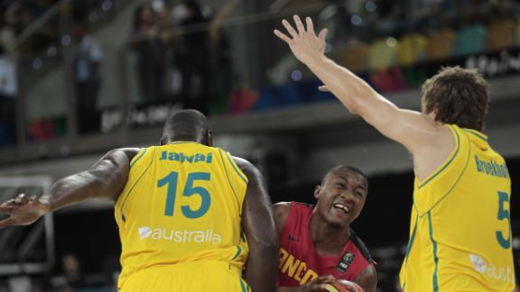 FIBA Clears Australia Of Tanking At World Cup