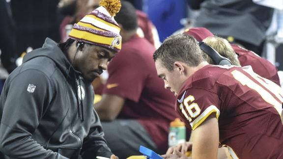 RG III's Future With Redskins
