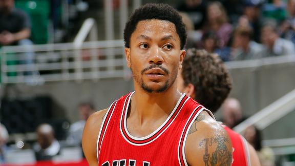Derrick Rose Plans To Play