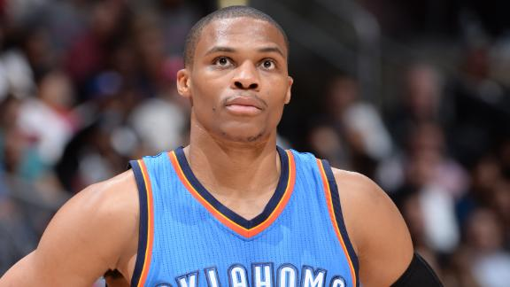 Russell Westbrook Happy To Be Back