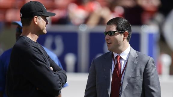 Niners CEO York Apologizes To Fans