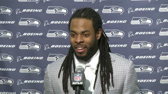 Video - Sherman Calls Out Niners' Fans