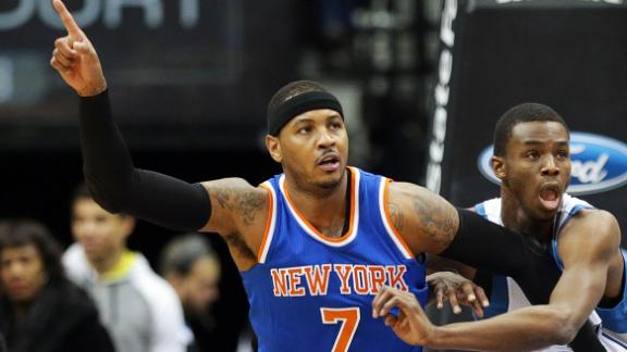 Carmelo Anthony was wrong to pass on Chicago Bulls free agent o…