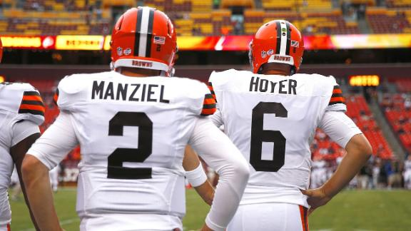 Starting Hoyer The Right Decision For Browns?