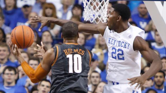 Kentucky Wildcats 2014 15 Men S Basketball Roster: Kentucky Men's College Basketball