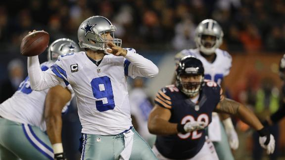 Tony Romo After Cowboys' Win