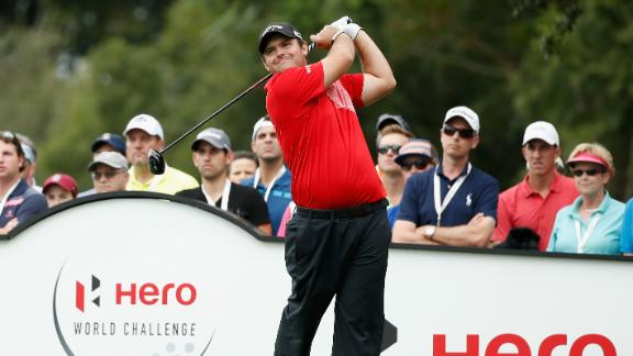Breaking Down Patrick Reed's 2nd Round