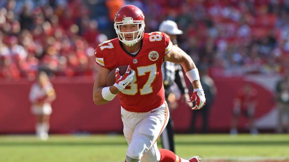 Gesture Results In Fine For Chiefs' Kelce