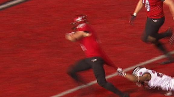 Second-Half Offense Leads Eastern Washington
