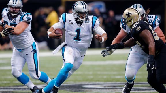 Sunday Blitz: Panthers-Saints Recap