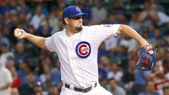 Hammel To Reunite With Cubs