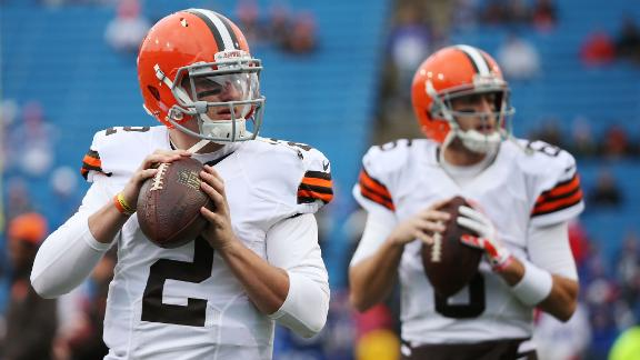 Too Late For Manziel To Make A Difference?