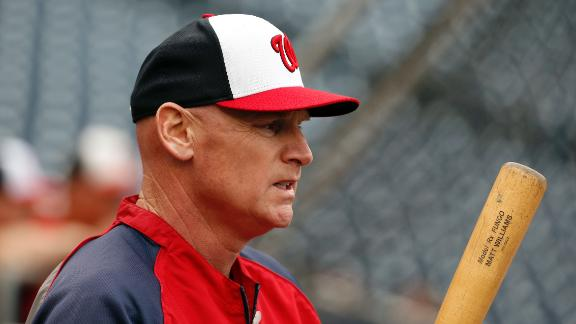 Video - Matt Williams Optimistic About Future