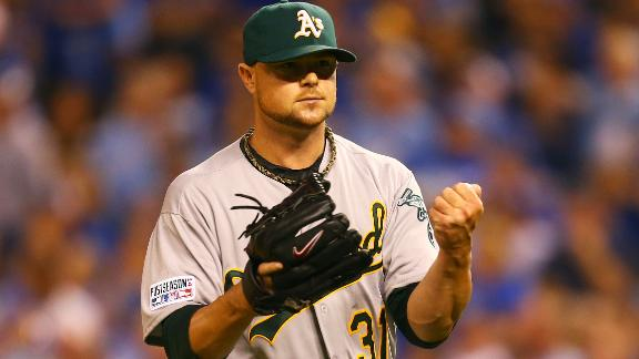 Video - Bidding War For Jon Lester