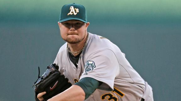 Video - Red Sox Targeting Lester, Masterson
