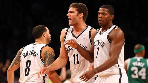 Nets Looking To Deal
