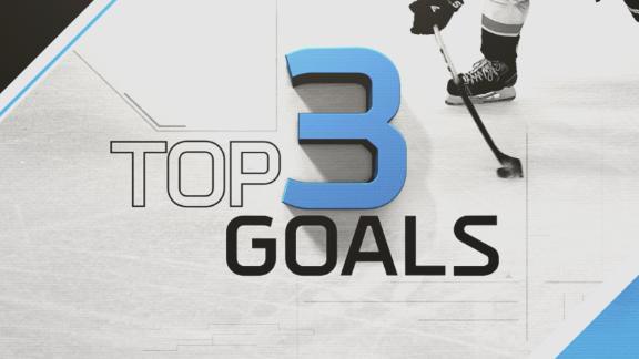 SportsCenter's Inside The NHL: Top 3 Goals