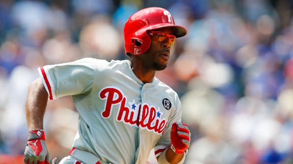 Video - Phillies Deal Rollins To Dodgers