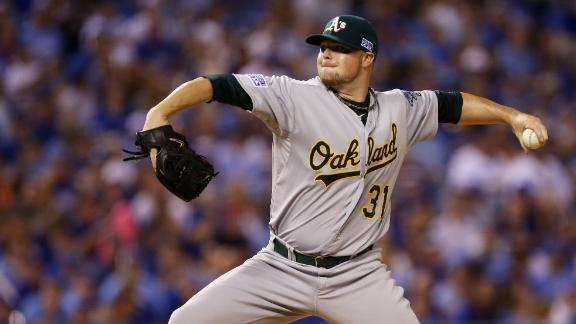 Sources: Lester Agrees To Deal With Cubs
