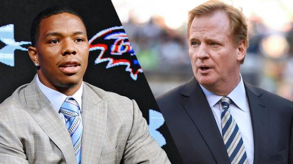 Inconsistencies In Goodell's Testimony On Rice