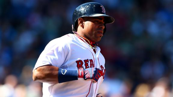 Video - Red Sox Deal Cespedes For Porcello