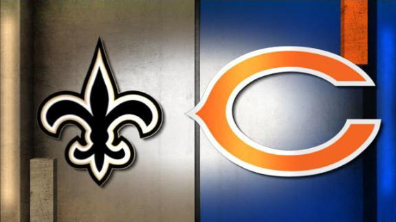 NFL Live Prediction: Saints-Bears