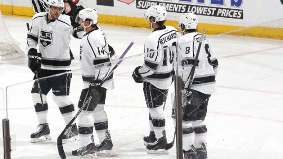 Video - Kings Skate Past Senators