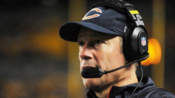 Bears Coordinator: 'I Made A Very Poor Decision'