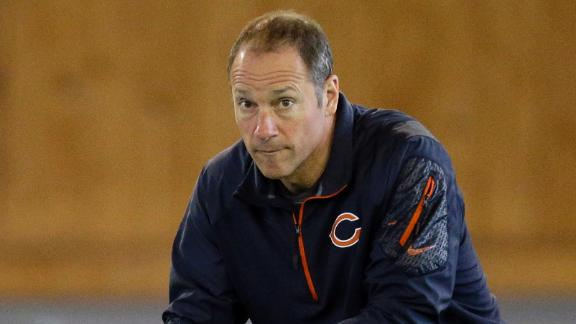 Bears' OC Apologizes To Team