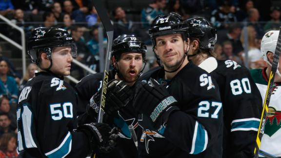 Video - Sharks Sneak Past Wild