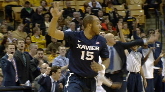 Xavier Sails Through Missouri