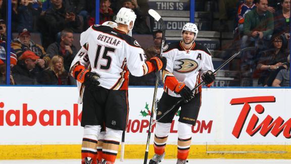 Video - Ducks Win Sixth Straight