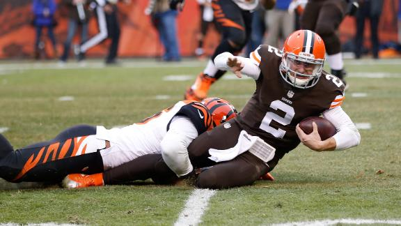 Manziel Flops In Starting Debut