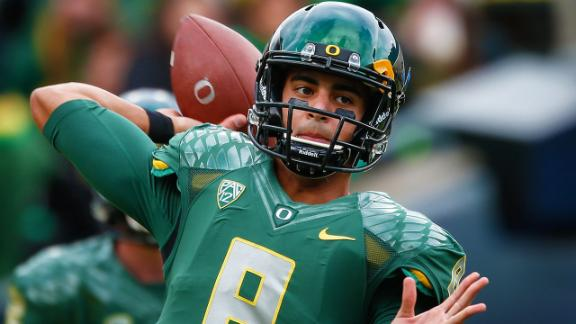 Drive Through: One-On-One With Mariota