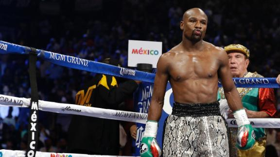 Mayweather Ready For Pacquiao