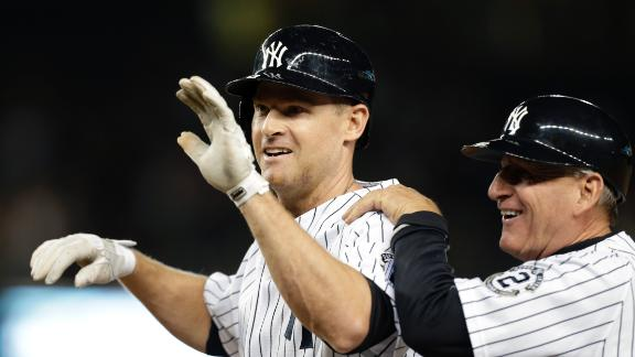 Headley, Yanks Agree