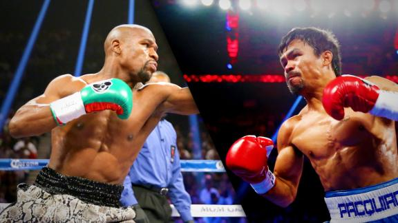 Making The Rounds: Will Floyd-Pacquiao Happen?