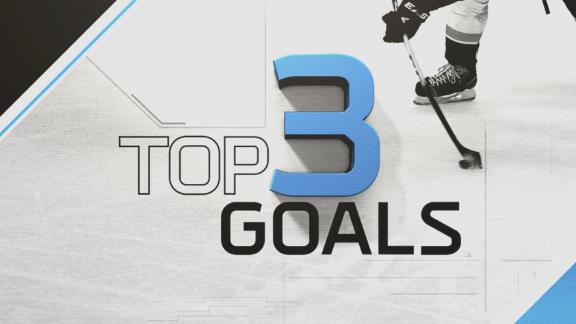 Video - SportsCenter's Inside The NHL: Top 3 Goals