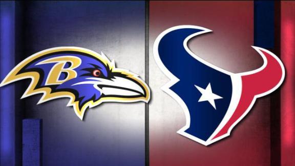 NFL Live Prediction: Ravens-Texans