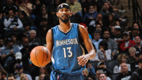 Corey Brewer On The Trade Block