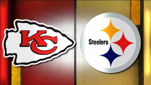 NFL Live Prediction: Chiefs-Steelers