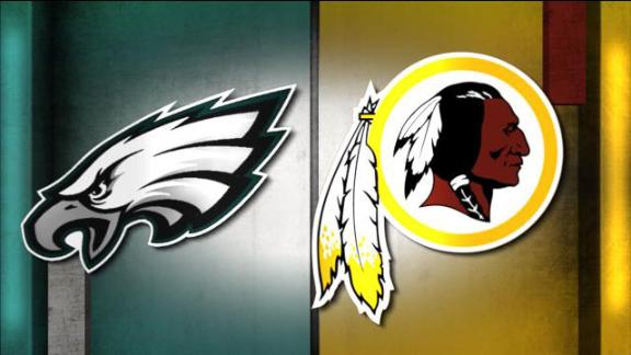 NFL Live Prediction: Eagles-Redskins