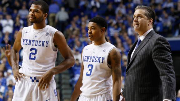 Top five SEC men's basketball teams
