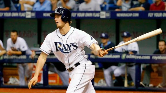 Video - Padres Nearing Deal For Rays' Myers