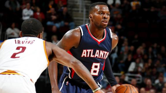 Hawks send Cavaliers to 'embarrassing' loss