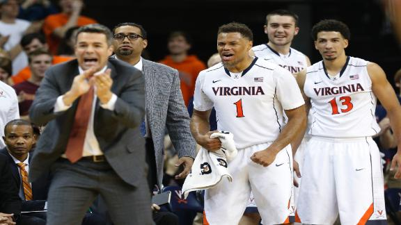 UVa Cruises To 10-0