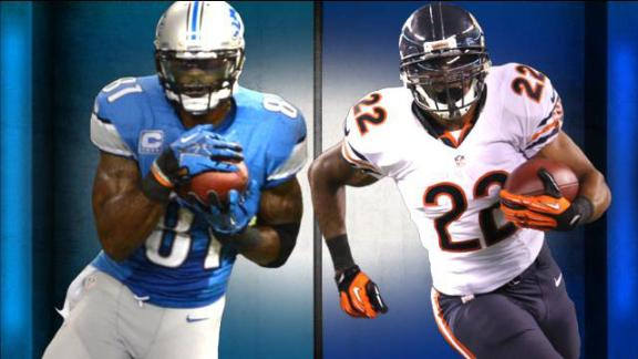 Video - Inside Edge: Lions-Bears